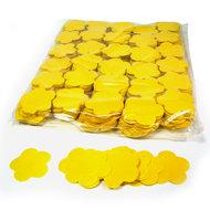 Fxshop slowfall confetti bloemen geel