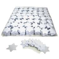 Fxshop slowfall confetti sterren wit
