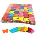 fxshop, slowfall confetti vlinders gekleurd, slowfall confetti butterflies multi colour