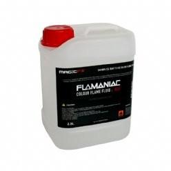Vlam vloeistof ROOD 2,5L MAGICFX® Flamaniac